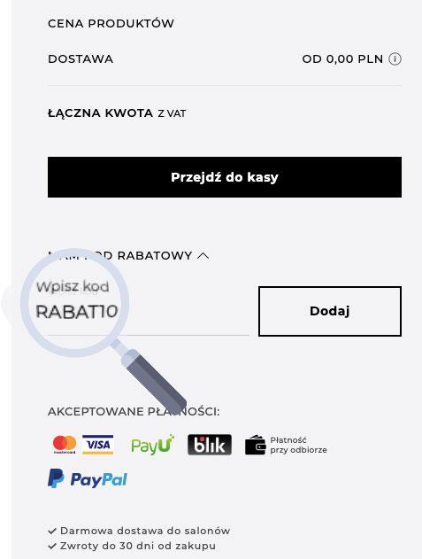 reserved kod rabatowy