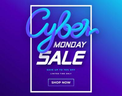 cyber monday promocje 2019
